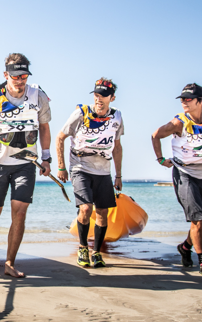 USWE Adventure Team Kicks Ass in World Series of Adventure Racing