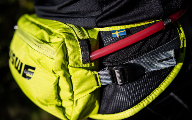 Zulo™ 2L – Hydration Belt That Goes Minimalistic On Your Back